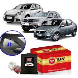 Modulo-Vidro-Eletrico-Antiesmagamento-Tury-Para-2-Vidros-Renault-Sandero-Logan-Duster