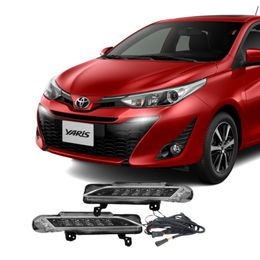 Kit-Led-DRL-Toyota-Yaris-2018