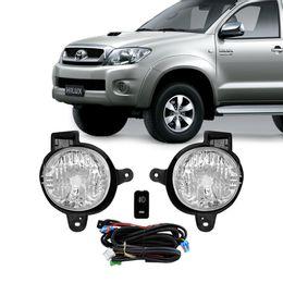 Kit-Farol-Auxiliar-ShockLight-Hilux-2012-a-2015-Botao-Modelo-Original