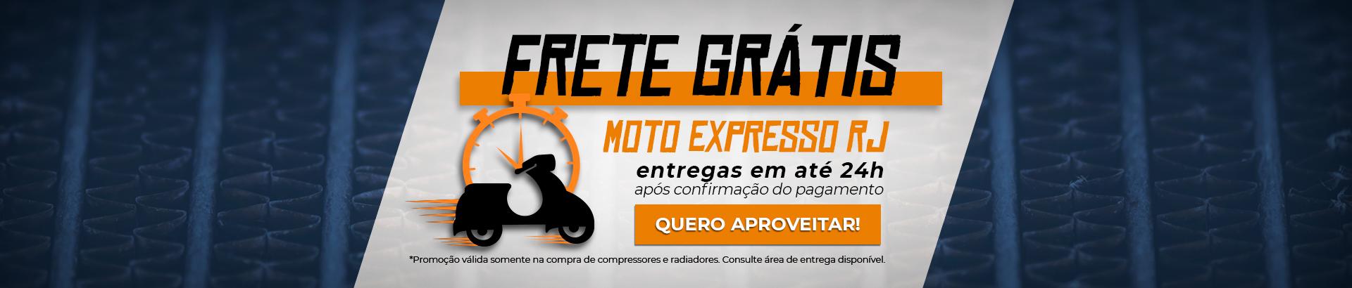 FRETE MOTO EXPRESSO RJ