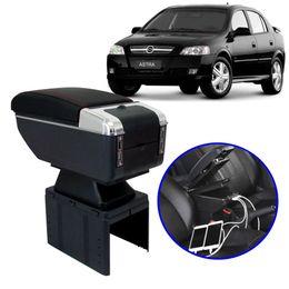 Console-Apoio-de-Braco-GM-Astra-Todos-os-Modelos-Preto-com-Vermelha-USB
